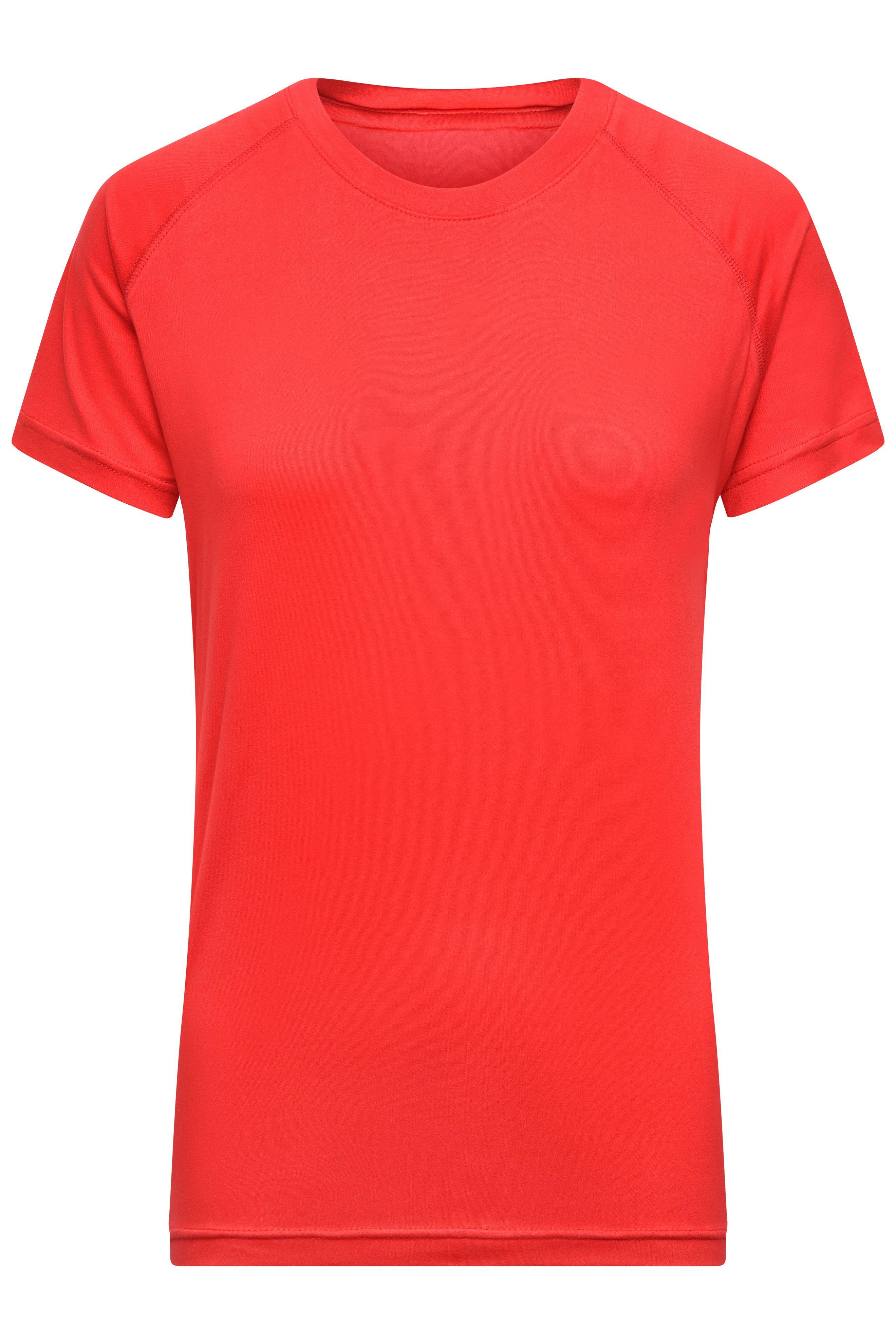 Funktions-Shirt aus recyceltem Polyester für Sport und Fitness