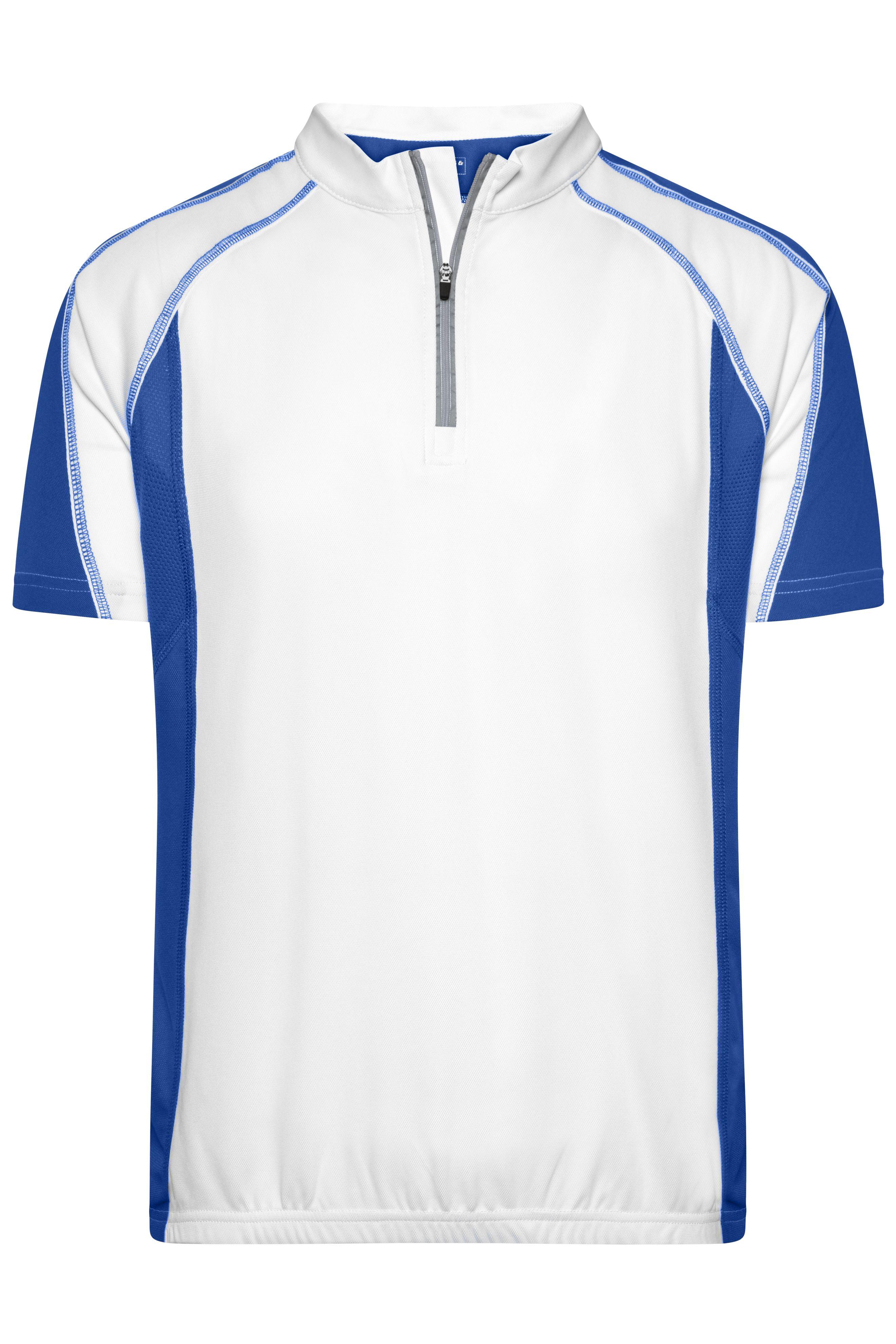Atmungsaktives Zippshirt