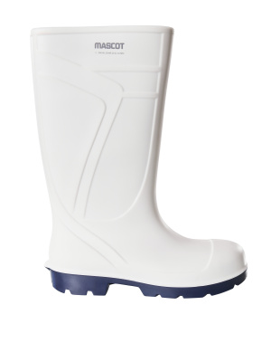 PU- Sicherheitsstiefel S4 Sicherheitsschuhwerk S4 Safety footwear Größe 1042, weiss