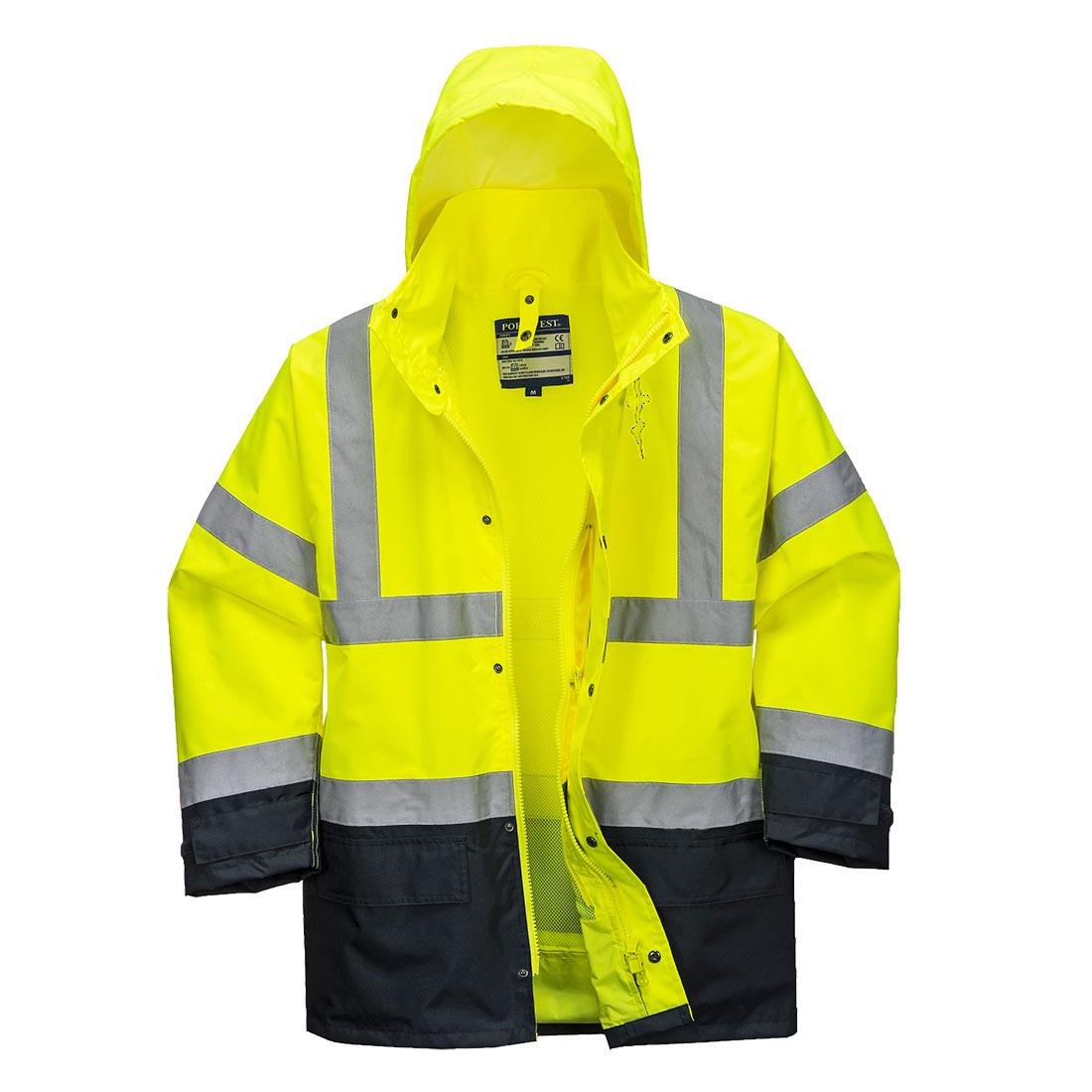 Warnschutz Executive 5-in-1-Jacke S768