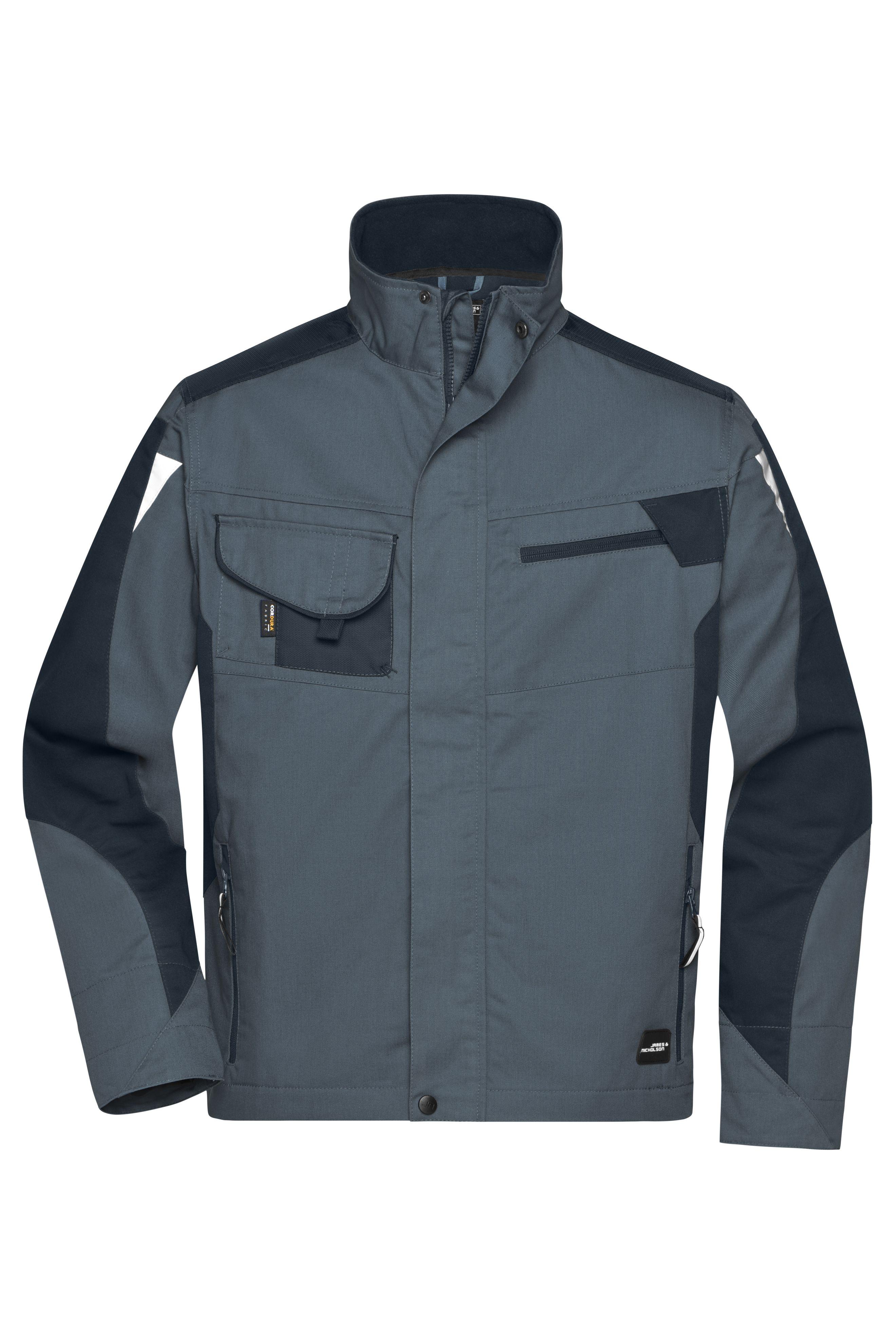 Professionelle Jacke mit hochwertiger Ausstattung