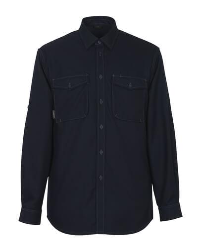MASCOT® Hampton  Größe 45-46, schwarzblau