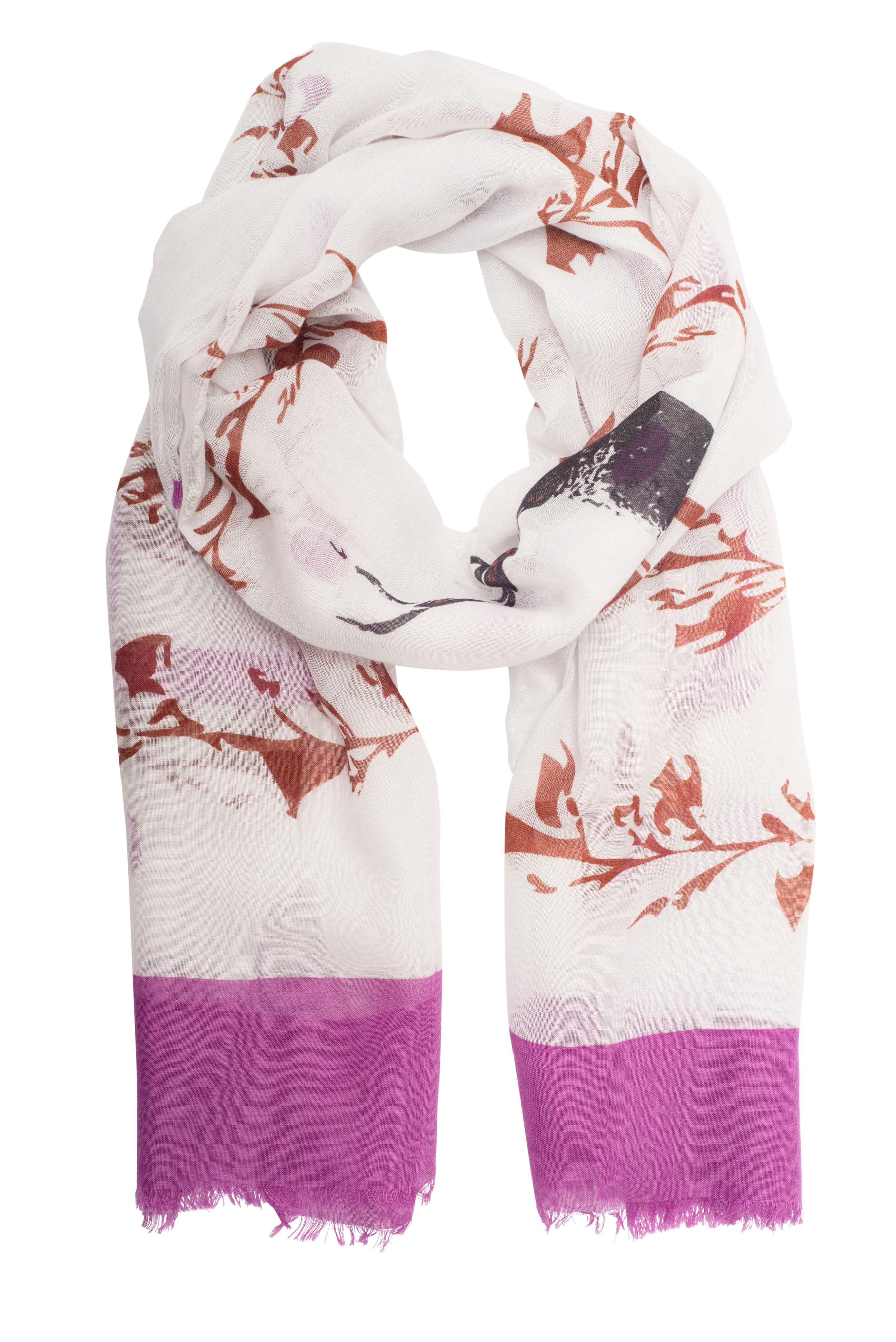 Leichter Schal in attraktivem Traditional Design