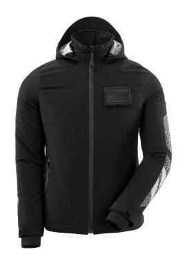 Winterjacke m. CLIMASCOT®, Damen, leicht Winterjacke Größe 3XL, schwarz