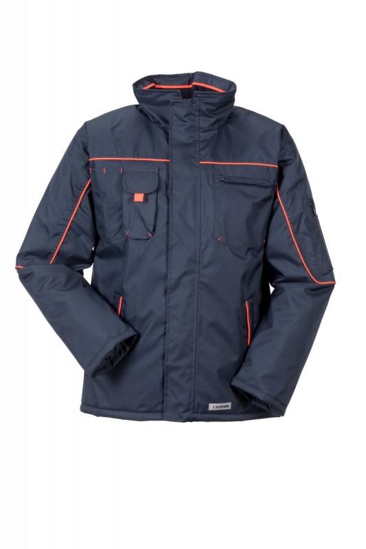 Outdoor Piper Jacke schwarz/orange XXXL