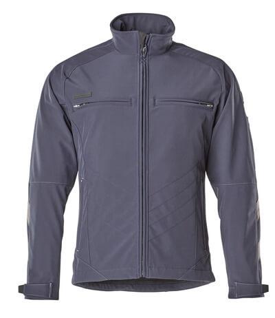 MASCOT® Dresden Soft Shell Jacke Größe 3XL, schwarzblau