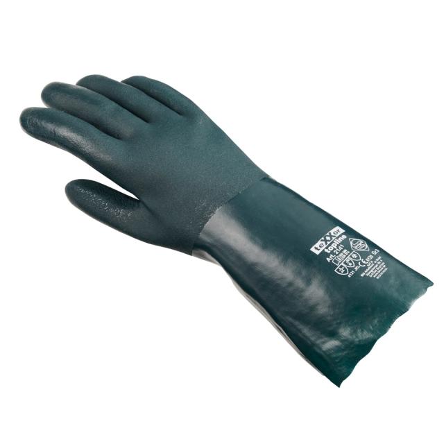5-Fg-Schutzhandschuh, PVC, glatt