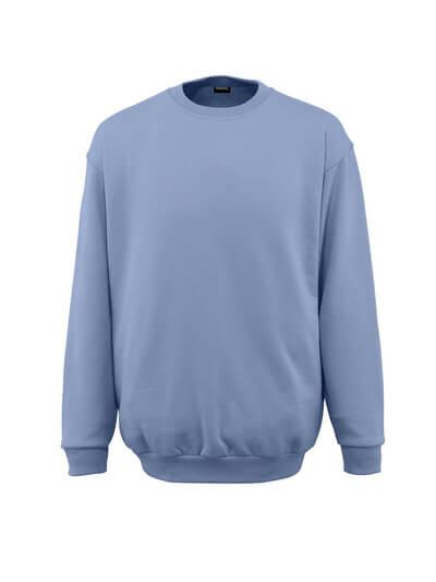 MASCOT® Caribien Sweatshirt Größe S, hellblau