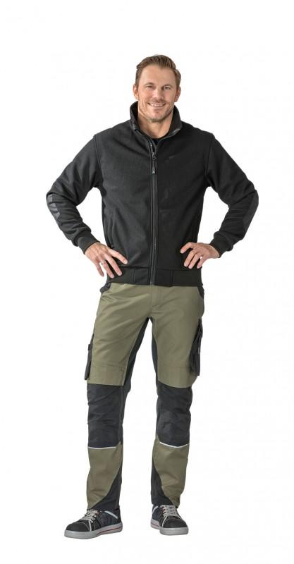 Norit Arbeitskleidung Softshell Blouson schwarz XL