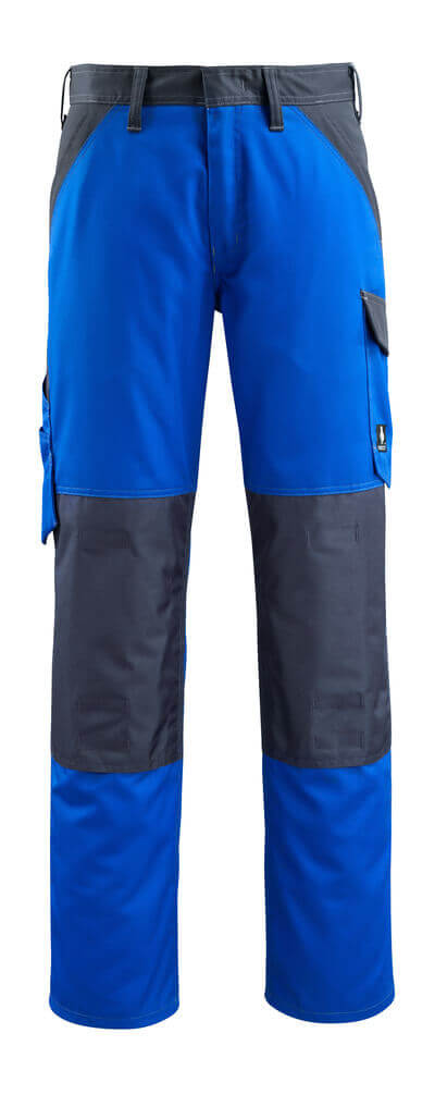 MASCOT® Temora Hose Größe 90C62, kornblau/schwarzblau