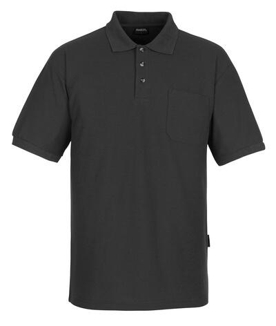 MASCOT® Borneo Polo-shirt Größe 4XL, dunkelanthrazit