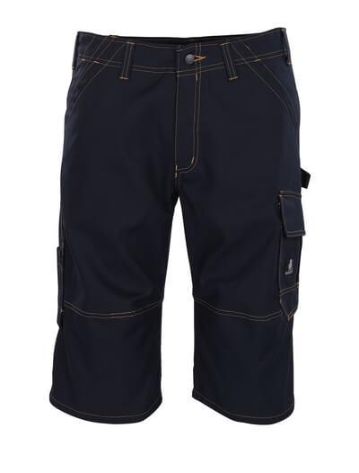 MASCOT® Borba Dreiviertel-Hose Größe C58, schwarzblau