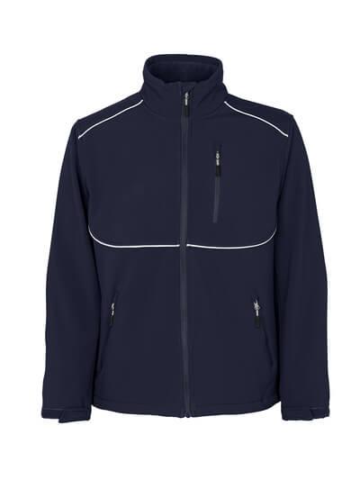 MASCOT® Tampa Soft Shell Jacke Größe XS, schwarzblau