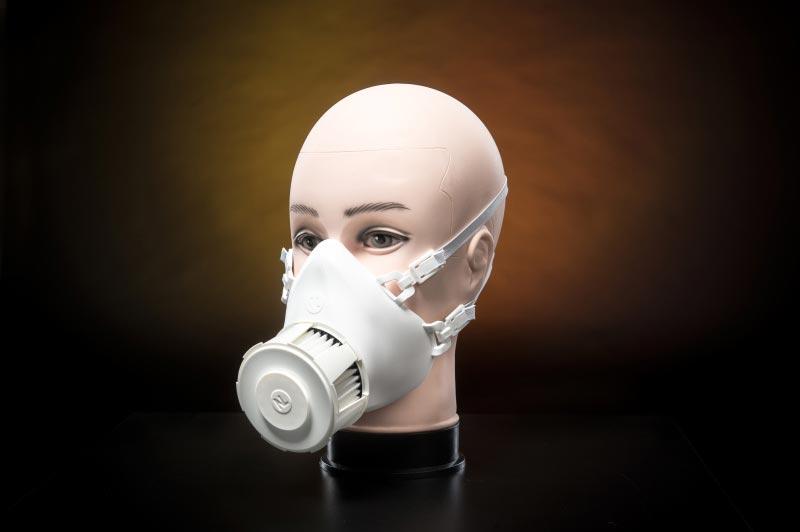 Nanologix Halbmaske Respira Compact