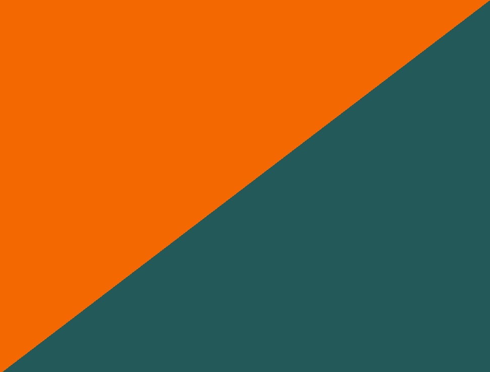 hi-vis orange/dunkelpetroleum