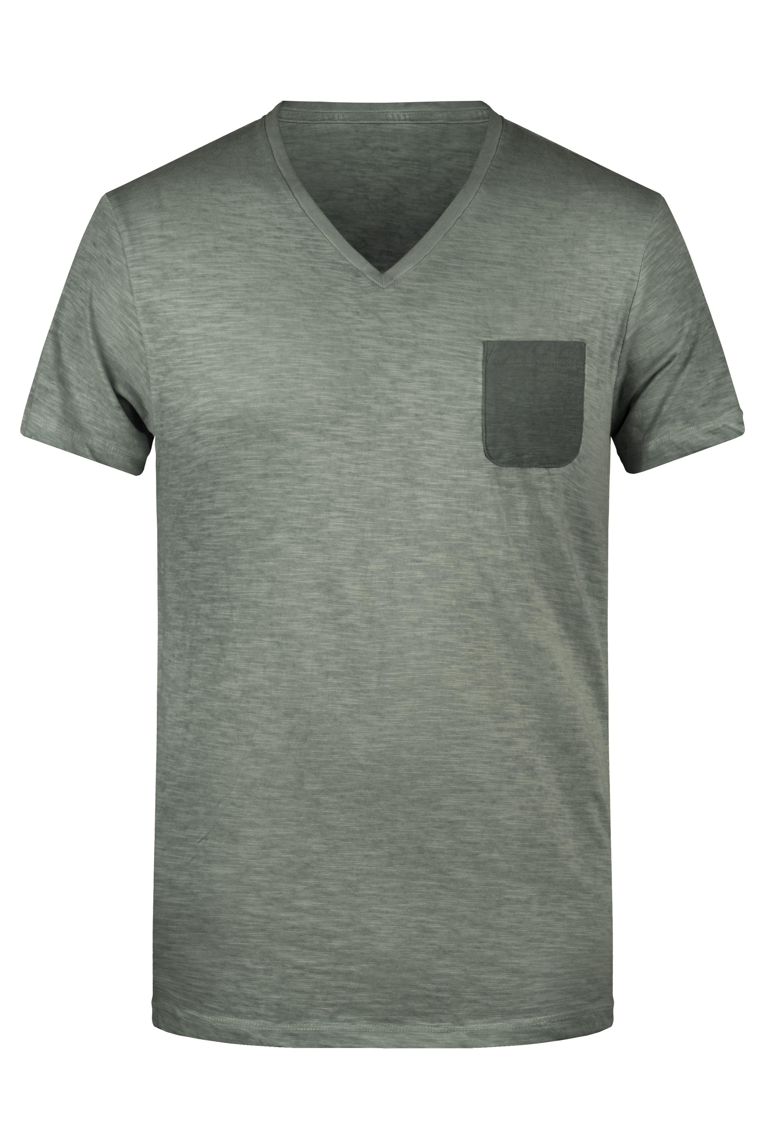Herren T-Shirt im Vintage-Look