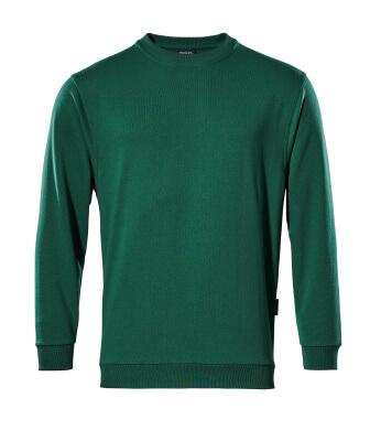 MASCOT® Caribien Sweatshirt Größe L, grün