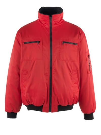 MASCOT® Alaska Pilotjacke Größe XS, rot