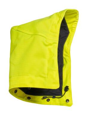 Kapuze, regulierbar Kapuze Größe ONE, hi-vis gelb