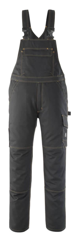 MASCOT® Elvas Latzhose Größe 90C50, schwarz