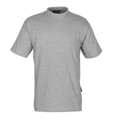 MASCOT® Java T-shirt Größe XL TEN, grau-meliert