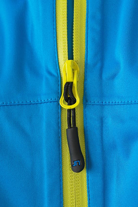 Ultraleichte Softshell-Jacke für extreme Wetterbedingungen