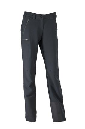 Elastische Outdoorhose mit leicht geformter Kniepartie