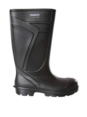PU- Sicherheitsstiefel S5 Sicherheitsschuhwerk S5 Safety footwear Größe 1042, schwarz