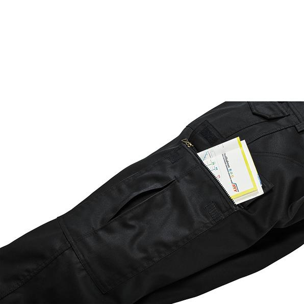 Cargohose mit Schenkeltaschen