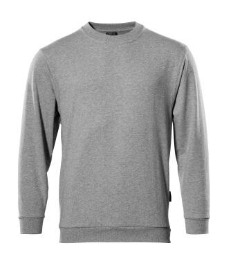 MASCOT® Caribien Sweatshirt Größe S, grau-meliert