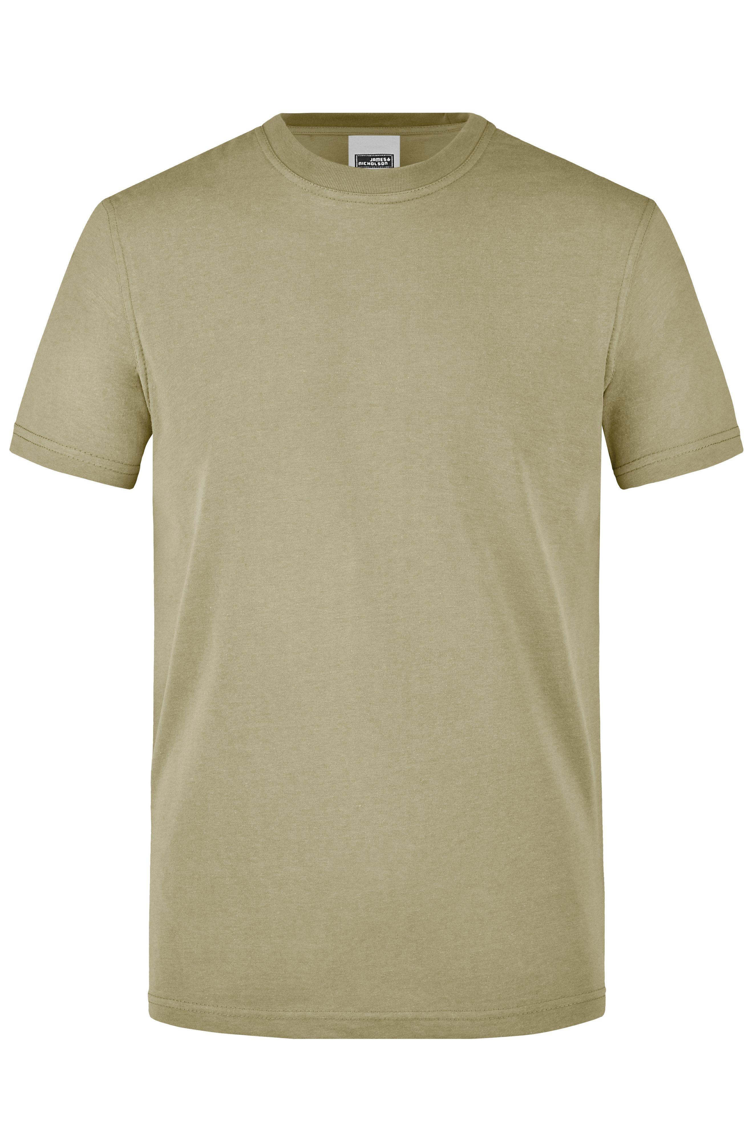 Strapazierfähiges und pflegeleichtes T-Shirt