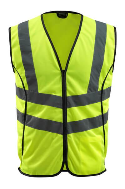 MASCOT® Wingate Verkehrsweste Größe M, hi-vis gelb