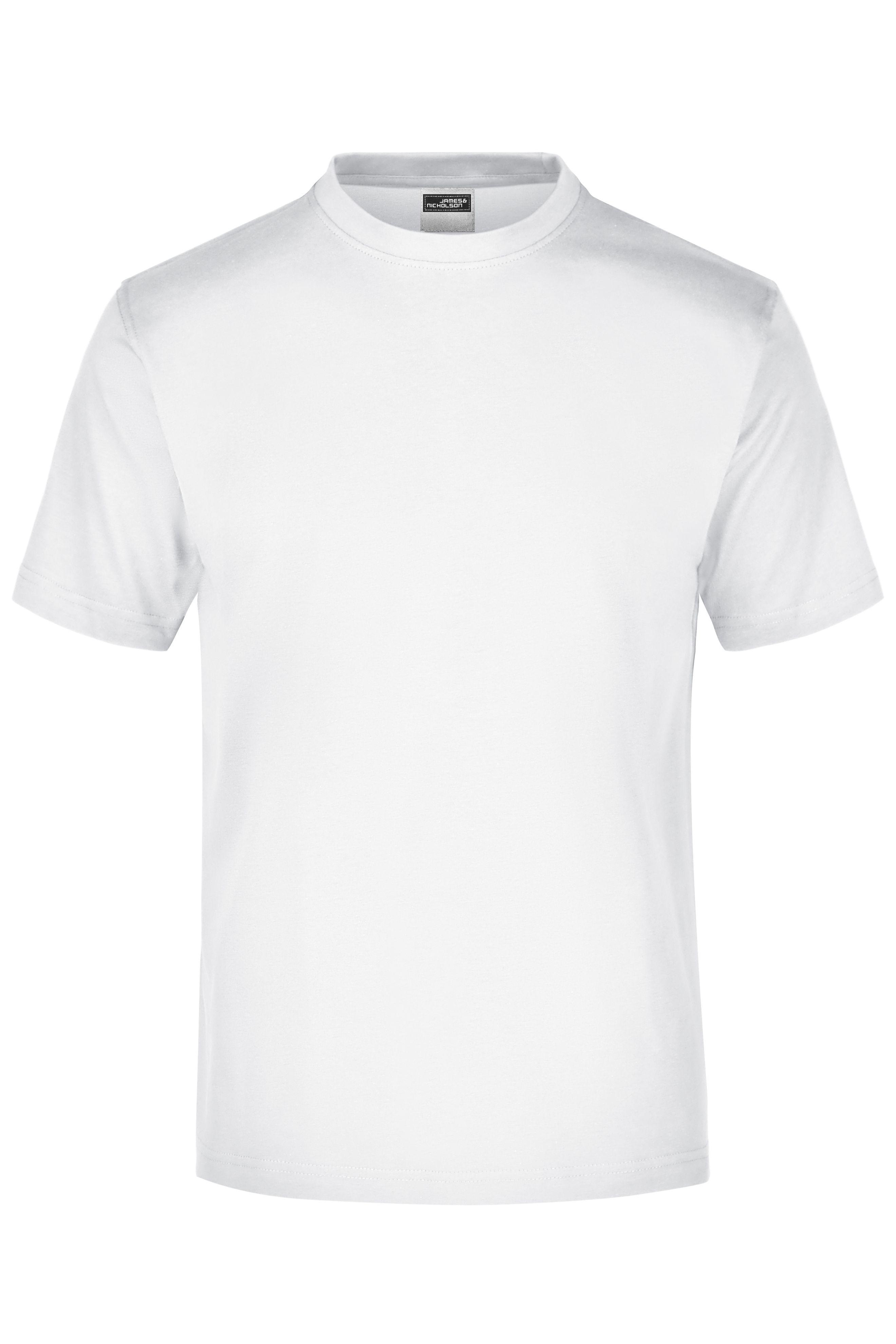 Komfort-T-Shirt aus Single-Jersey