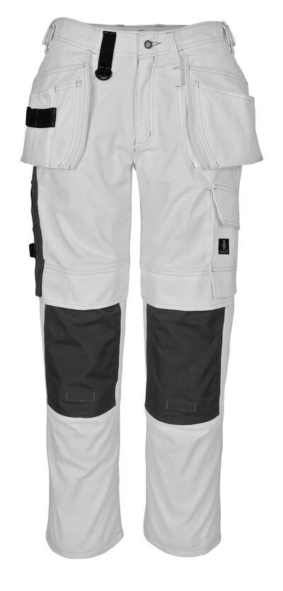 MASCOT® Ronda Handwerkerhose Größe 76C54, weiss