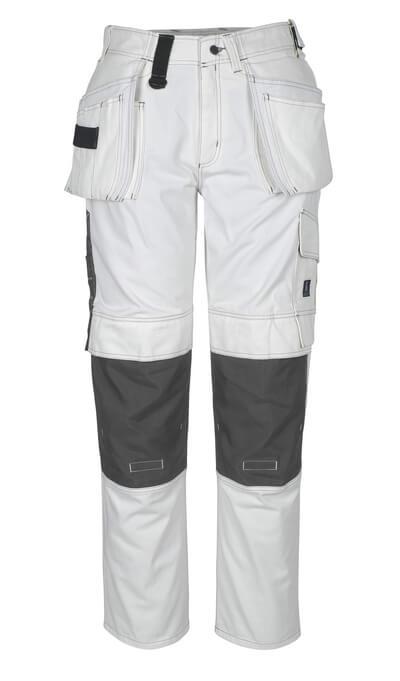 MASCOT® Atlanta Handwerkerhose Größe 90C44, weiss