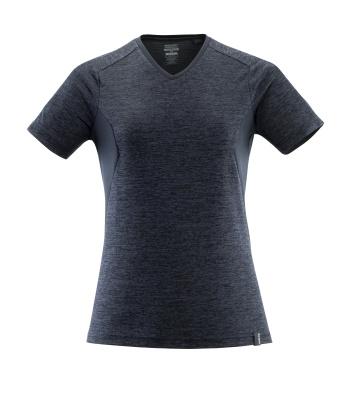 T-Shirt, Damen, mit COOLMAX®PRO T-shirt Größe 5XLONE, schwarzblau