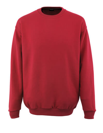 MASCOT® Caribien Sweatshirt Größe 2XL, rot