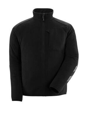 MASCOT® Hannover Fleecejacke Größe XL, schwarz