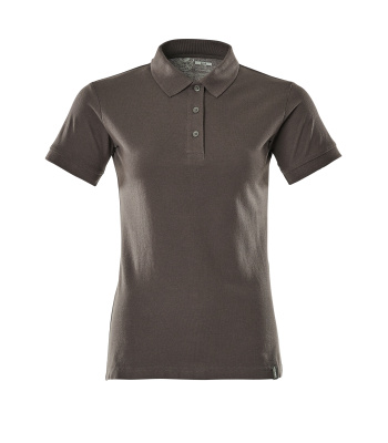 Polo-Shirt, Damen, Sustainable Polo-shirt Größe XS ONE, dunkelanthrazit
