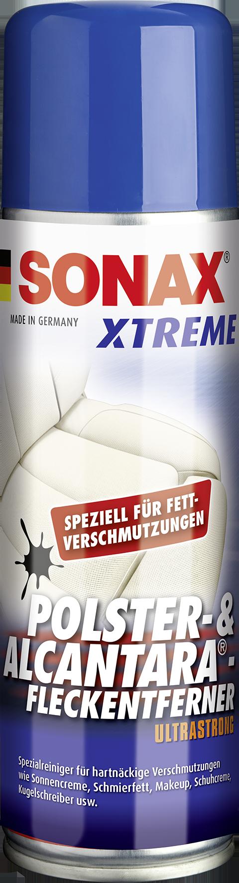 SONAX 02522000  XTREME Polster+AlcantaraFleckEntferner 300 ml