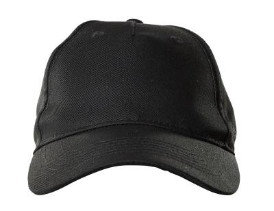 Cap, regulierbar Cap Größe ONE, schwarz
