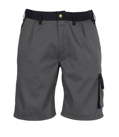 MASCOT® Lido Shorts Größe C47, anthrazit/schwarz