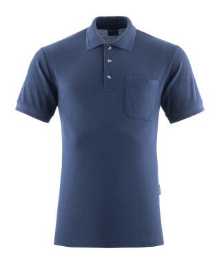 MASCOT® Borneo Polo-shirt Größe 3XL, marine