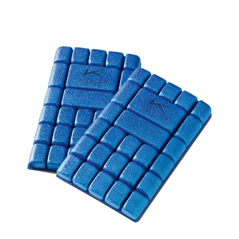 Knieschutzpolster, blau
