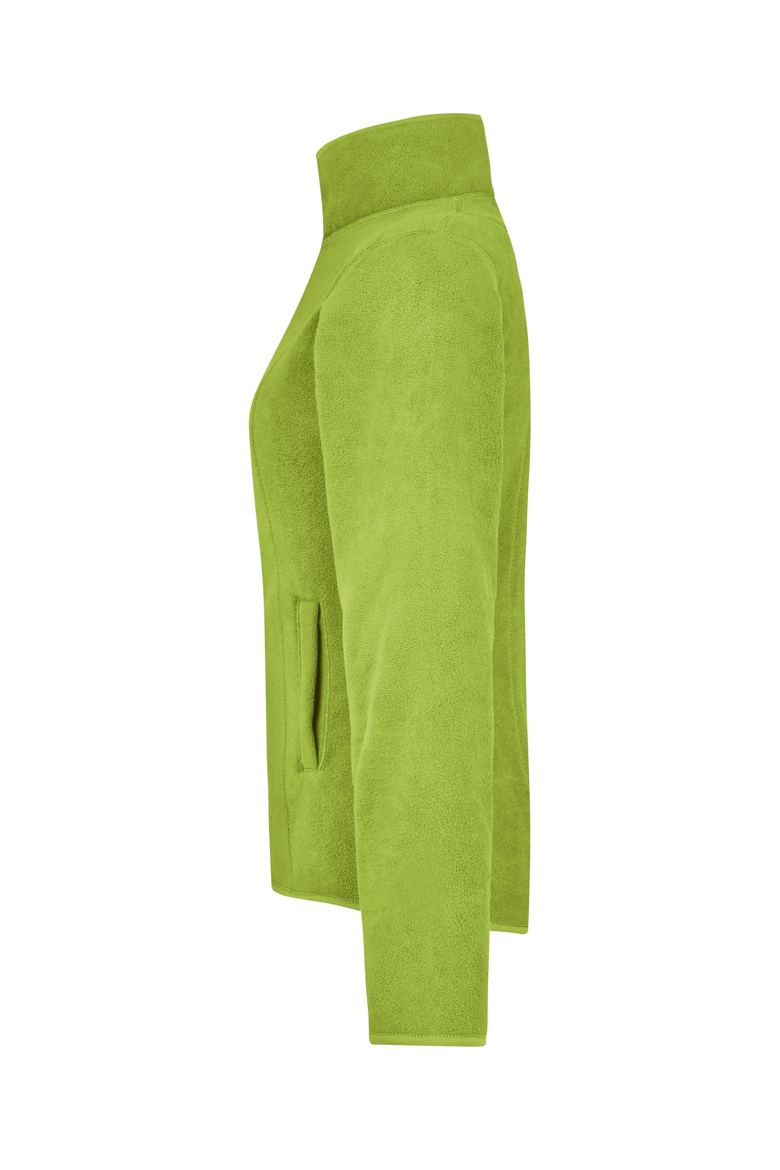 Leichte Jacke aus Microfleece