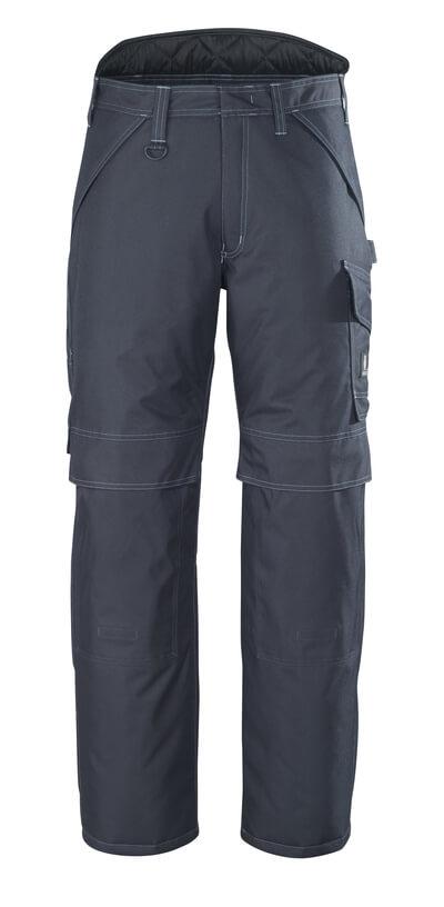 MASCOT® Louisville Winterhose Größe L, schwarzblau