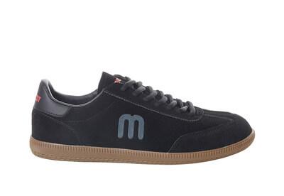 Sneaker mit Schnürsenkeln Arbeitsschuhwerk 01 Berufsschuh Größe 1045, schwarz
