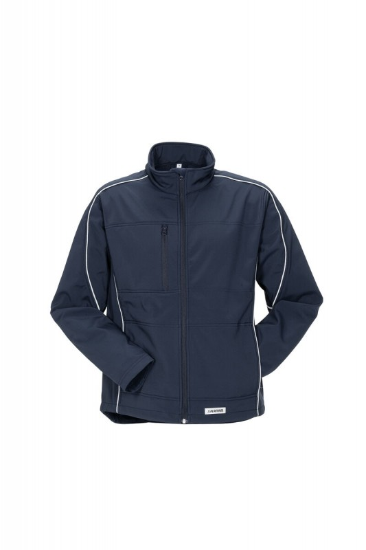 Outdoor Twilight Softshelljacke marine L