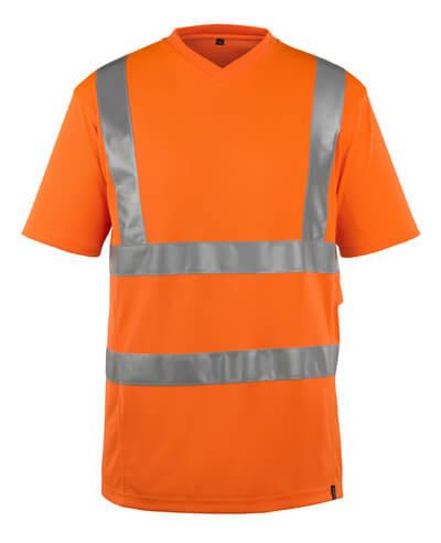 MASCOT® Espinosa T-shirt Größe S, hi-vis orange