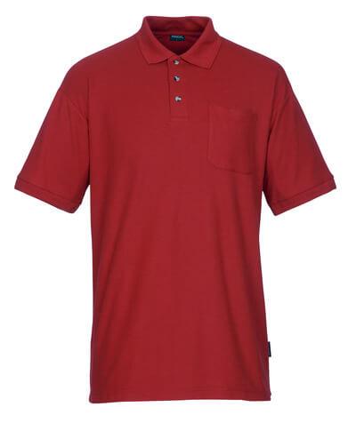 MASCOT® Borneo Polo-shirt Größe 2XL, rot